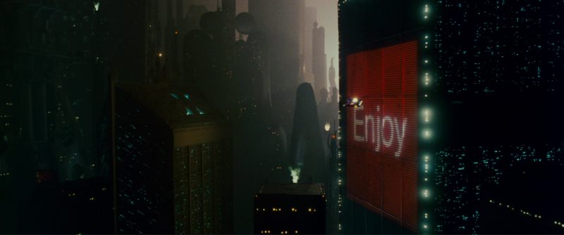 Coca-Cola in Blade Runner (1982) - Movie Product Placement