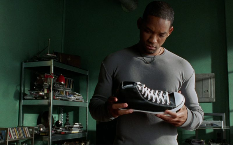 Converse Sneakers Worn by Will Smith in I, Robot (3)