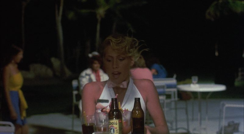 Coors Beer – Private Resort (1985) - Movie Product Placement