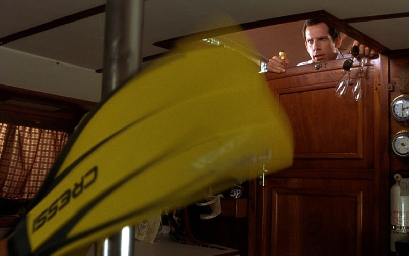 Cressi Pro Light Fins – Along Came Polly (2004)