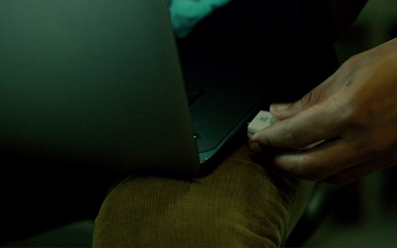 Dell Laptop Used By Ronald RJ Cyler II in Power Rangers (1)