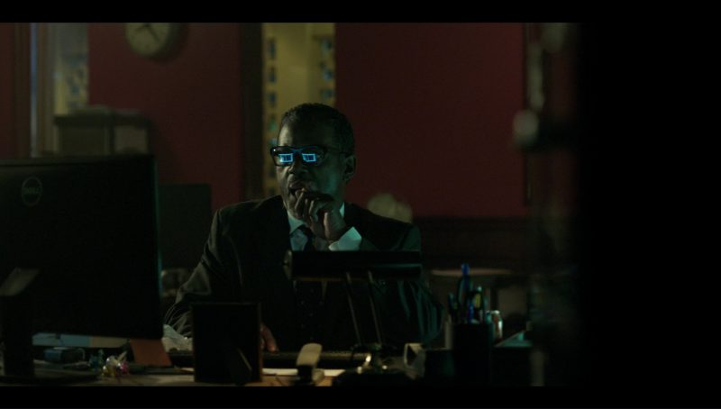"""Dell Monitor in Ozark """"Tonight We Improvise"""" (2017) - TV Show Product Placement"""