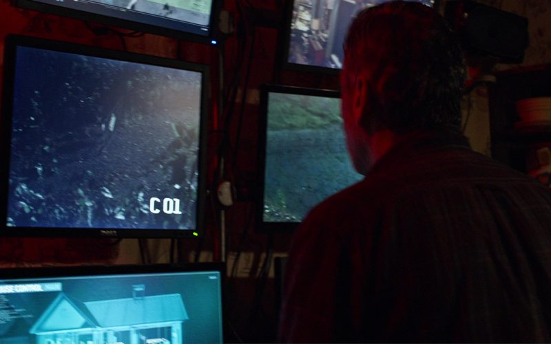 Dell Monitor in Tomorrowland (2015)