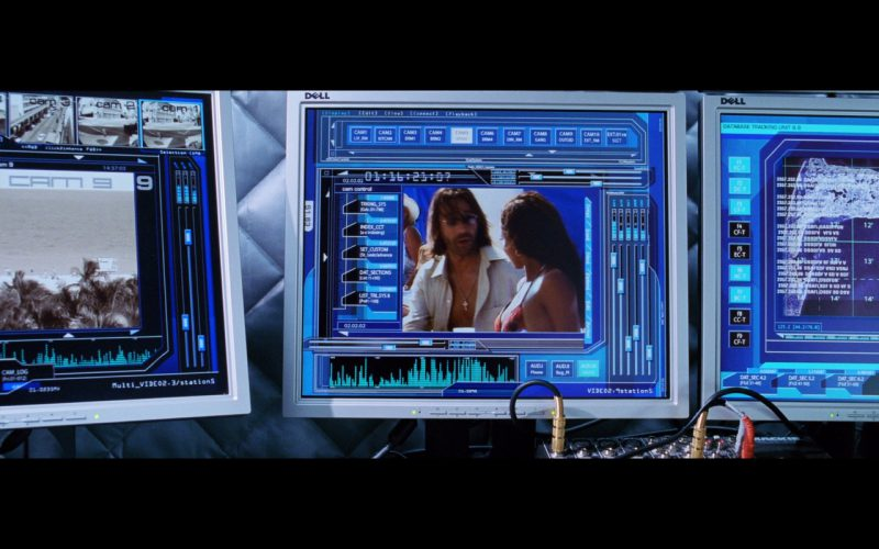 Dell Monitors – Bad Boys 2 (2003) - Movie Product Placement