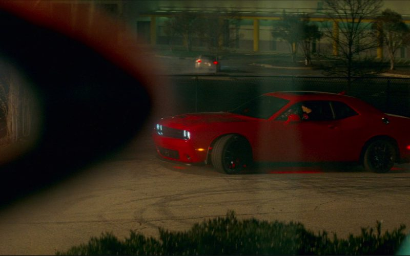 Dodge Challenger SRT Hellcat in Baby Driver (1)