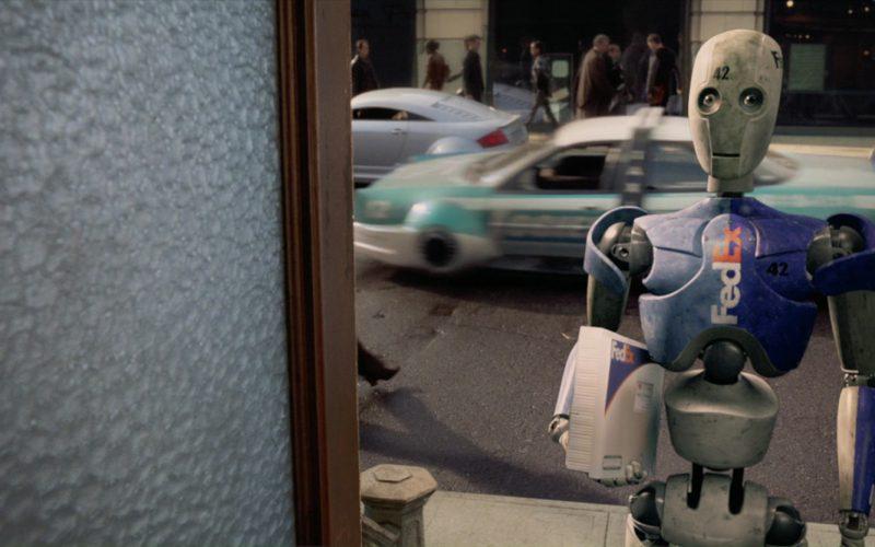 FedEx – I, Robot (1)