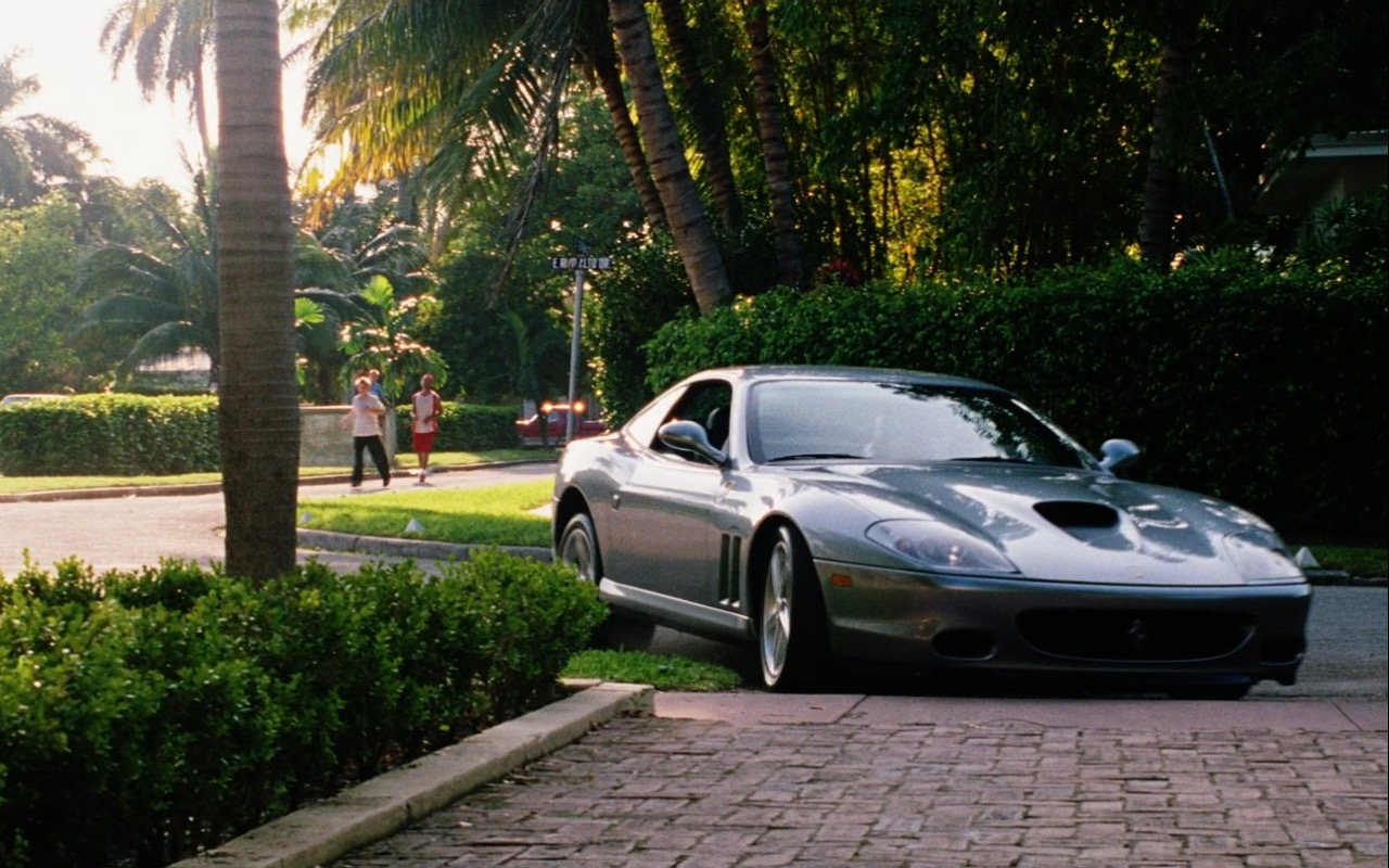 Ferrari 550 575m Maranello Cars Bad Boys 2 2003