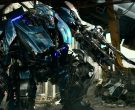 Ford Mustang Police CarAutobot in Transformers 5 The Last Knight (4)