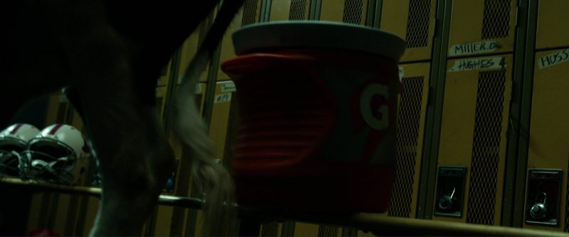 Gatorade in Power Rangers (2017) - Movie Product Placement