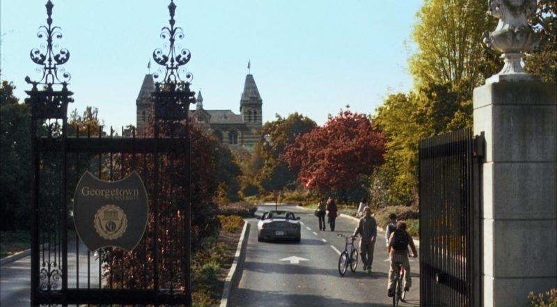 Georgetown University – The Girl Next Door (2004) Movie Product Placement