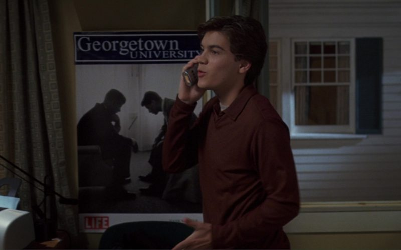 Georgetown University and LIFE Magazine Logo (Poster) – The Girl Next Door (2004)