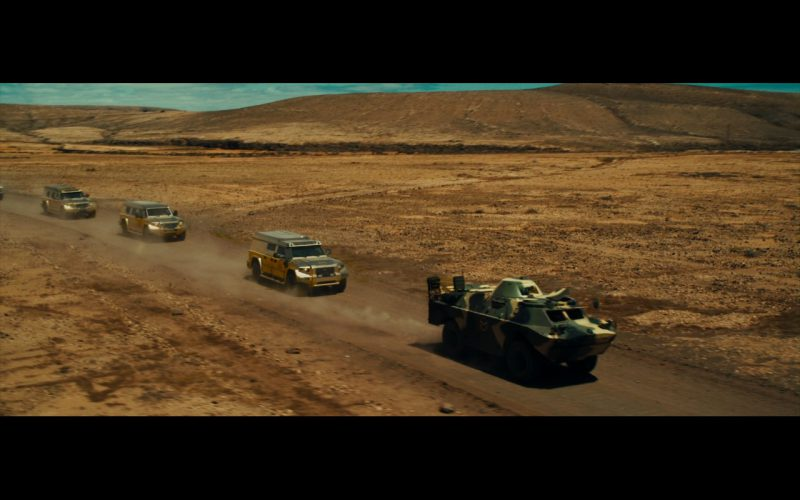Gold DARTZ Prombron Cars – The Dictator (1)