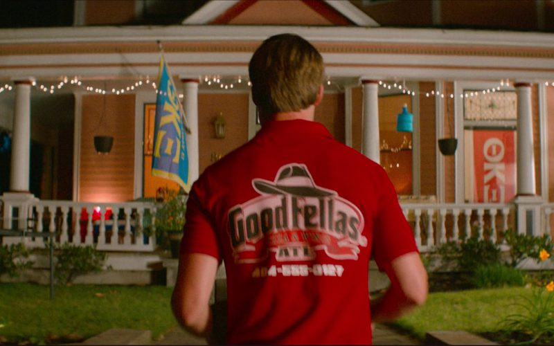 Goodfellas Pizza & Wings Restaurant in Baby Driver (3)
