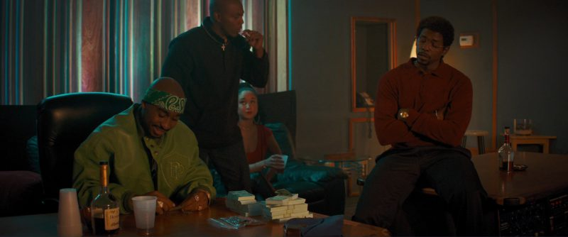Hennessy Cognac – All Eyez on Me (2017) - Movie Product Placement