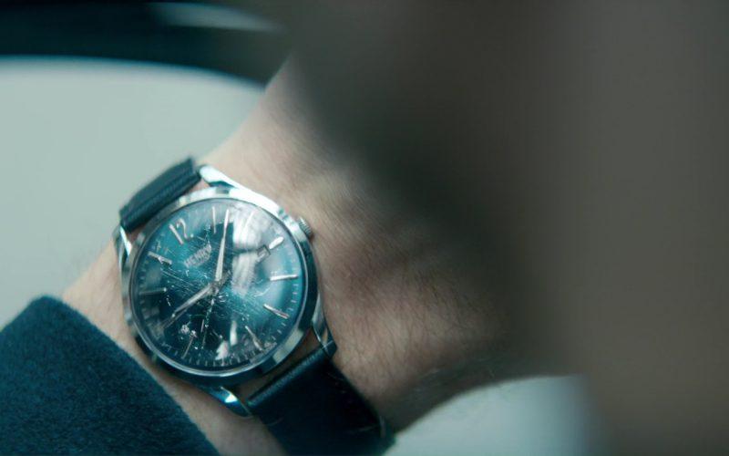 Henry London Watch – The Hitman's Bodyguard (2017)