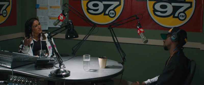 Hot 97 American radio station - All Eyez on Me (2017) Movie Product Placement