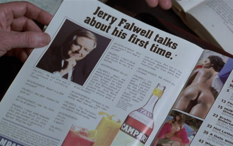 Hustler Magazine and Campari Advertising – The People vs. Larry Flynt (2)