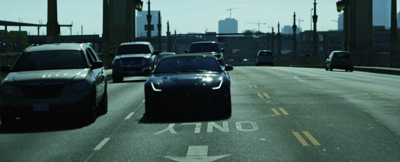 Jaguar F Type Convertible Car In Dusk Till Dawn By Zayn Ft Sia 2017 Official Music Video