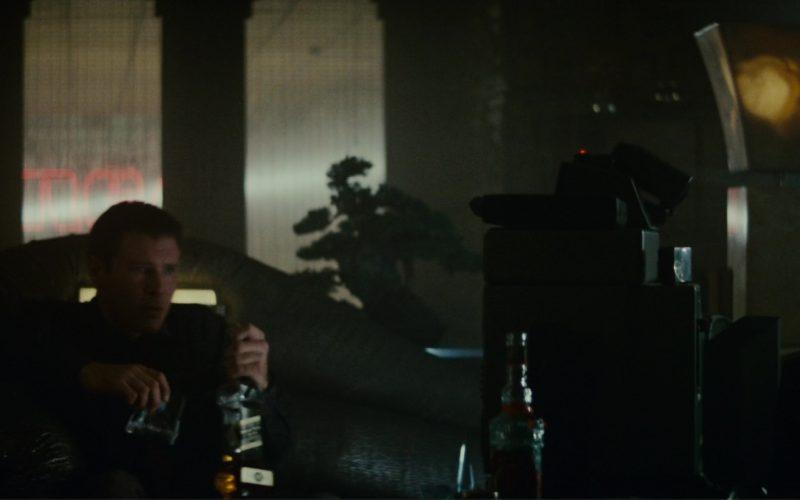 Johnnie Walker in Blade Runner