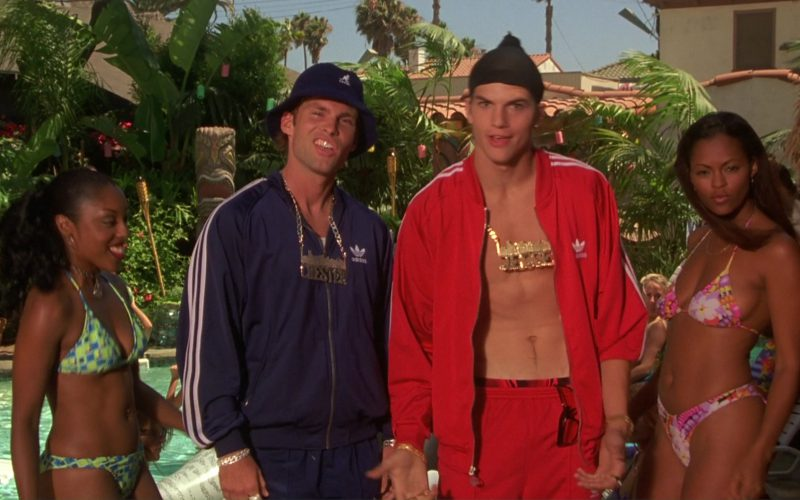 Kangol Bucket Hat and Adidas Tracksuits in Dude, Where's My Car (1)