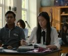 Lacoste Polo Shirt Worn Tony Revolori by in Spider-Man Homecoming (3)