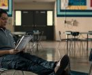 Lacoste Polo Shirt Worn Tony Revolori by in Spider-Man Homecoming (6)