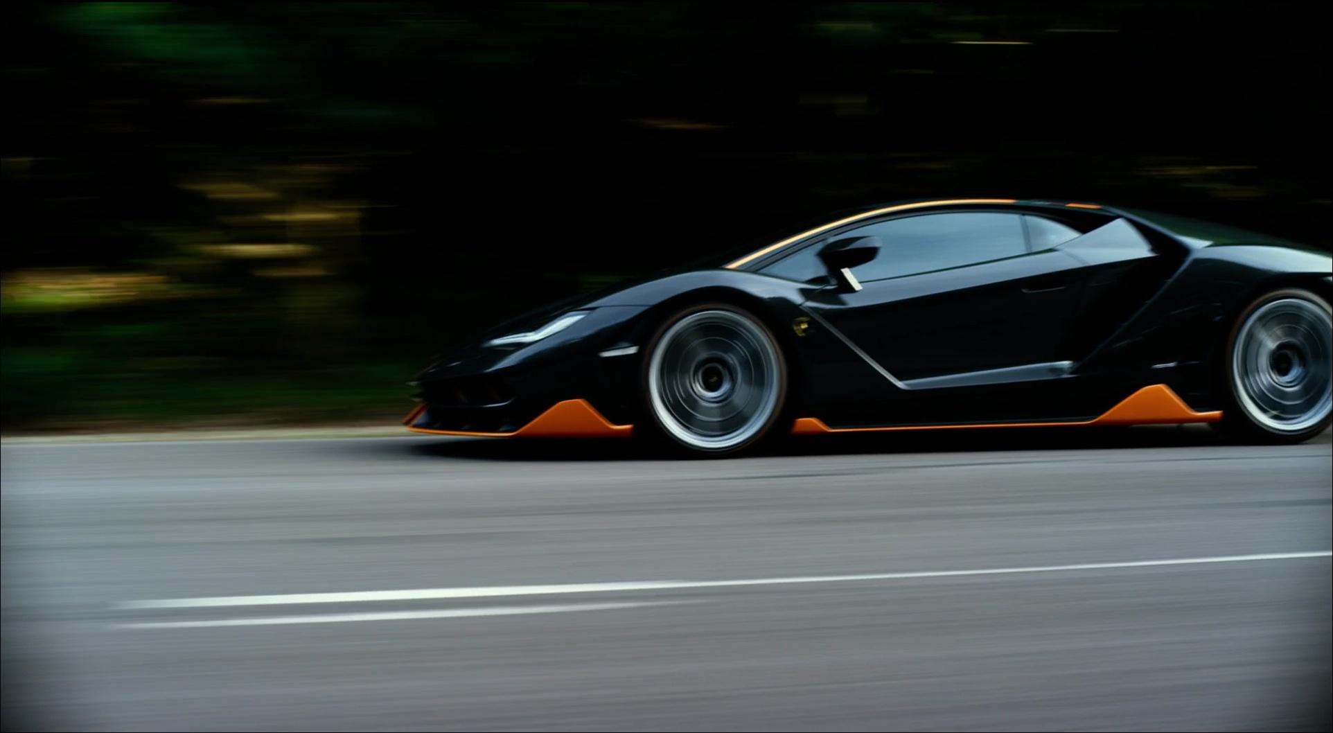 Seen In The Movie Lamborghini Centenario Lp 770 4 Car