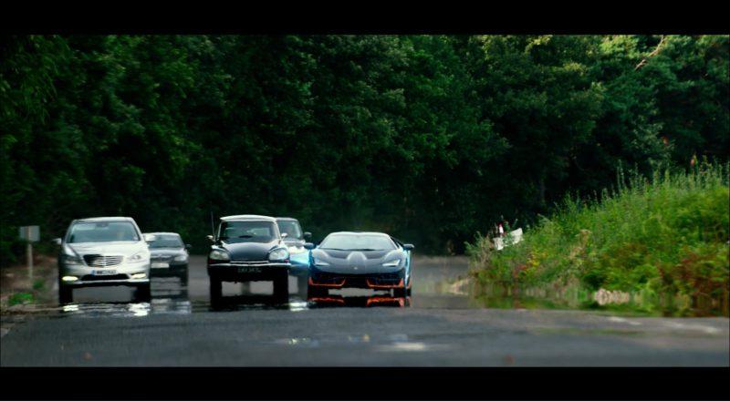 Lamborghini Centenario LP 770-4 Car/Autobot in Transformers 5: The Last Knight (2017) Movie Product Placement