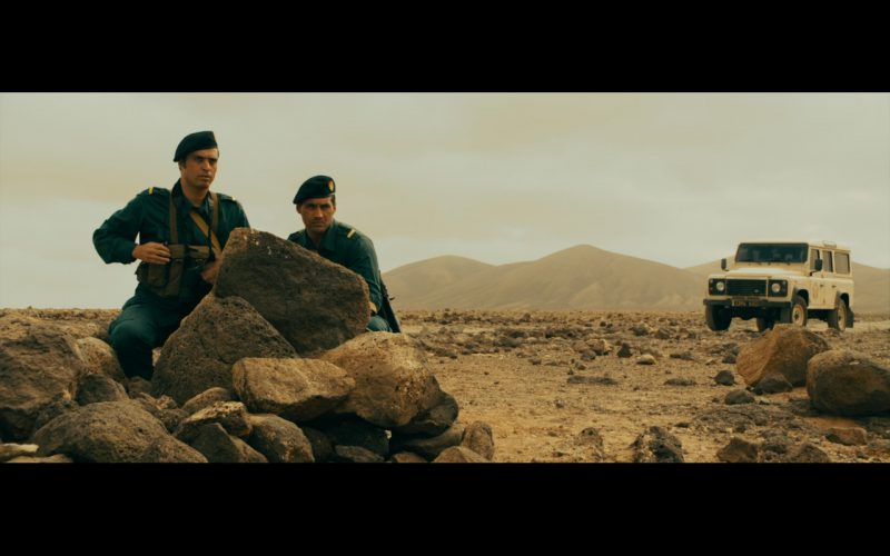 Land Rover Defender – The Dictator (2012)