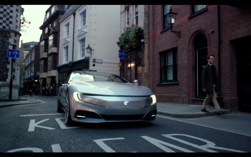 LeEco LeSee pro concept Car in Transformers 5 The Last Knight (1)