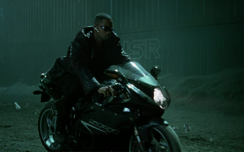 MV Agusta F4 SPR Motorcycle Driven by Will Smith in I, Robot (3)
