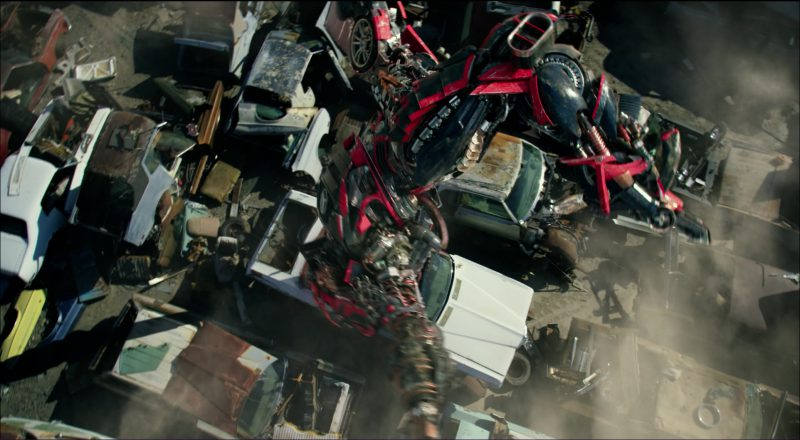 Mercedes-AMG GT R Car/Autobot in Transformers 5: The Last Knight (2017) Movie Product Placement