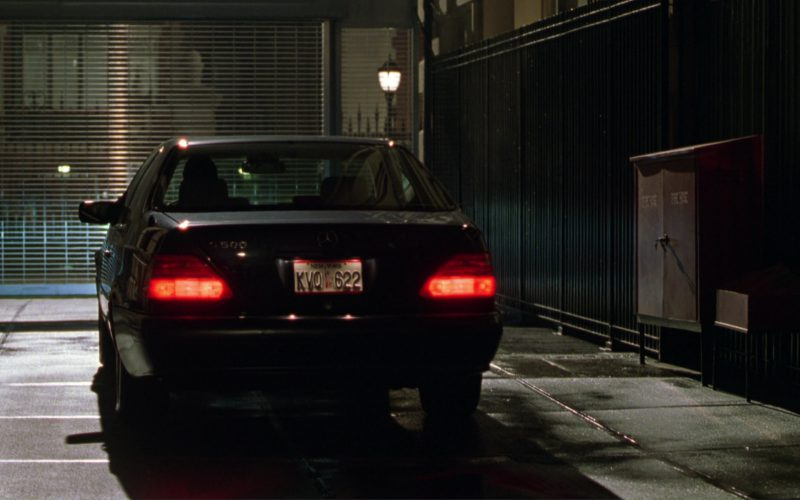 Mercedes-Benz CL500 [C140] Car Driven by Michael Douglas in A Perfect Murder (1)