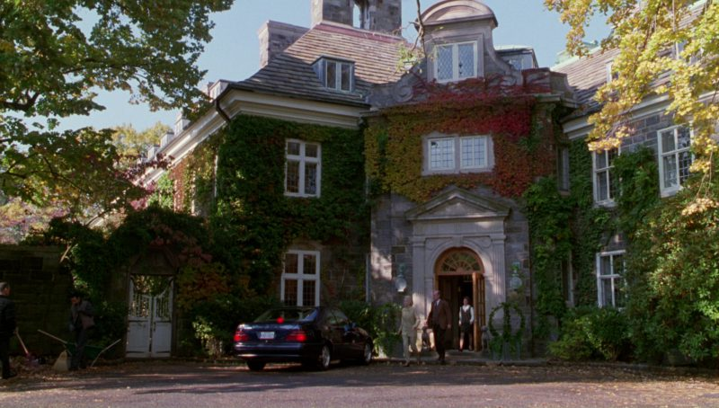 Mercedes-Benz CL500 [C140] Car Driven by Michael Douglas in A Perfect Murder (1998) Movie Product Placement