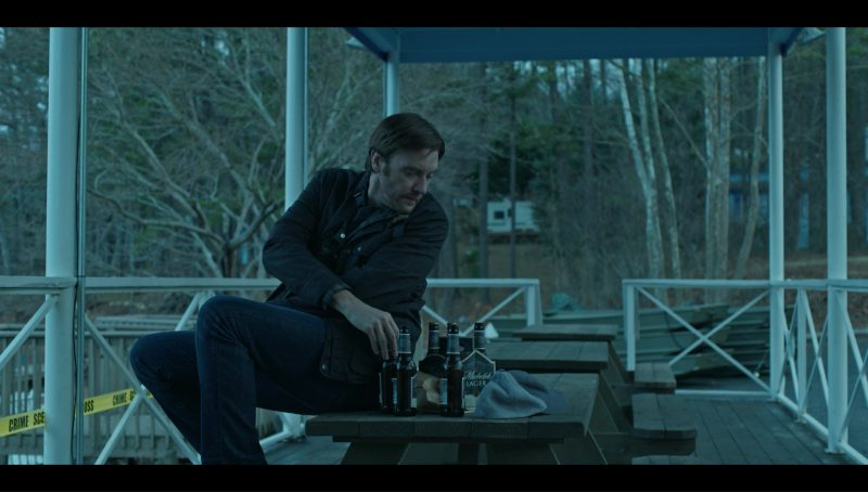 """Michelob Lager in Ozark """"The Toll"""" (2017) TV Show Product Placement"""