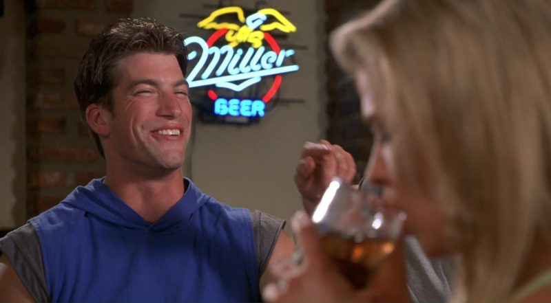 Miller Beer Sign in Dude, Where's My Car? (2000) Movie Product Placement