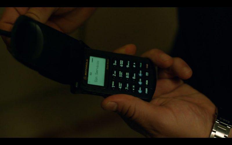 Motorola Mobile Phone – Narcos (1)