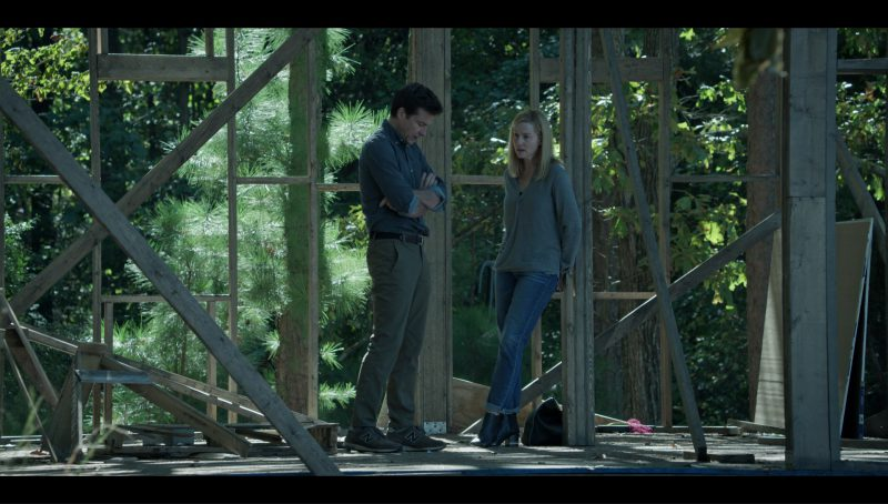 "New Balance Shoes – Ozark ""Ruling Days"" (2017) TV Show Product Placement"
