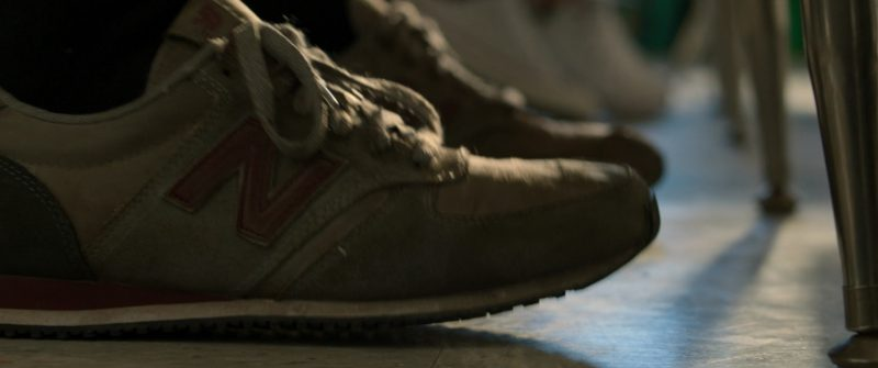 New Balance Shoes Worn by Tom Holland in Spider-Man: Homecoming (2017) Movie Product Placement
