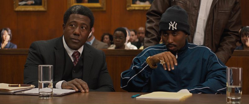 New York Yankees Hat Worn by Demetrius Shipp Jr. in All Eyez on Me (2017) - Movie Product Placement