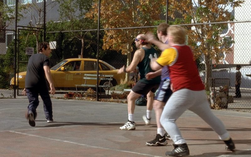 Nike Shoes And Adidas Sneakers - Along Came Polly (2004) - Movie Product Placement