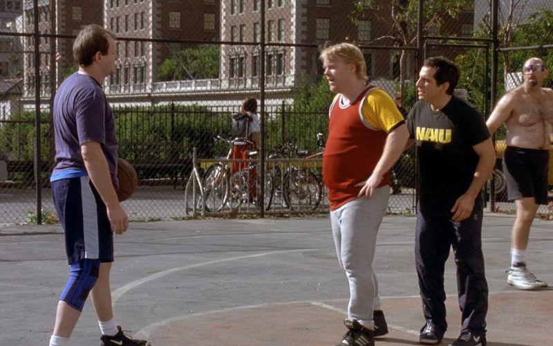 Nike Shoes And Adidas Sneakers - Along Came Polly (2004) Movie Product Placement
