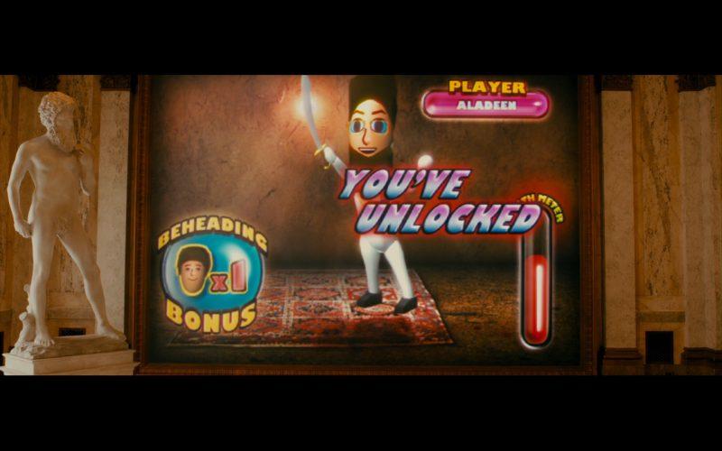 Nintendo Wii The Dictator 2012 Movie