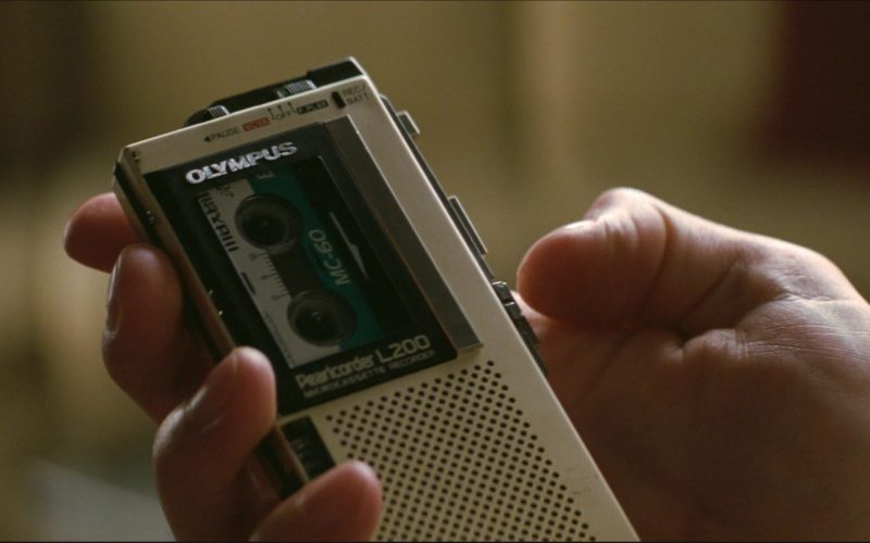 Olympus Dictaphone Used by Ansel Elgort in Baby Driver (1)