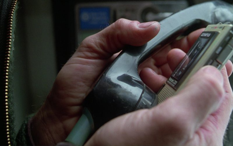 Olympus Dictaphone Used by Viggo Mortensen in A Perfect Murder