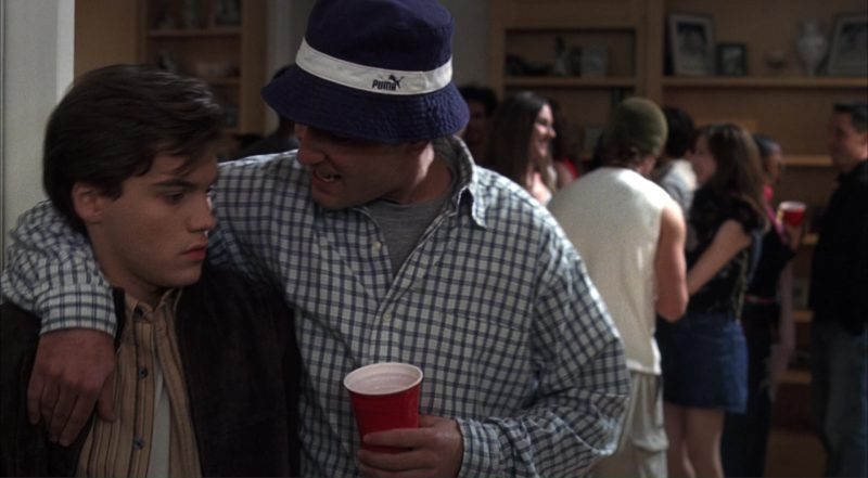 PUMA Bucket Hat – The Girl Next Door (2004) Movie Product Placement