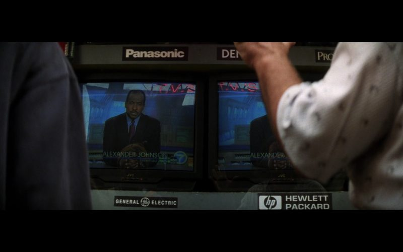 Panasonic, Denon, General Electric, HP, Minolta – Armageddon (1)