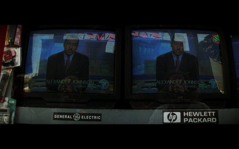 Panasonic, Denon, General Electric, HP, Minolta – Armageddon (1998) Movie Product Placement
