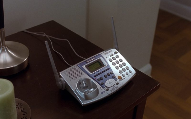 Panasonic MultiTalk Phone - Along Came Polly (2004) - Movie Product Placement