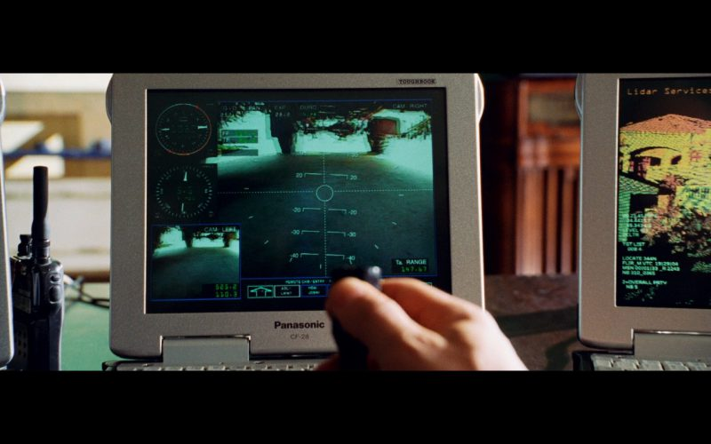 Panasonic Toughbook CF-28 Notebooks – Bad Boys 2 (2003) Movie Product Placement